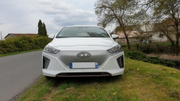HYUNDAI IONIQ ELECTRIC EXECUTIVE - 2018 -