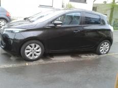 Renault ZOE Intens Q90 année 2013 Noir 59 000 km
