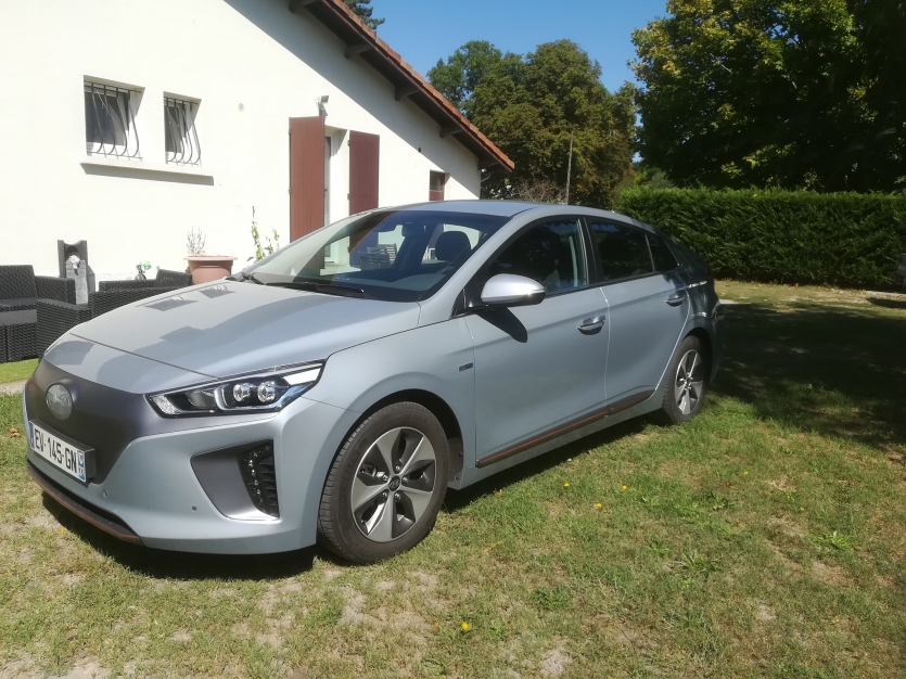 ioniq executive 100% electrique