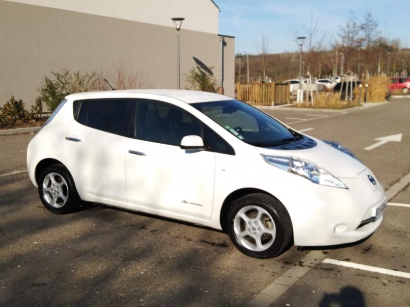 Nissan Leaf 24kwh