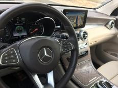 Mercedes GLC 350e Hybride Plugin - décembre 2017