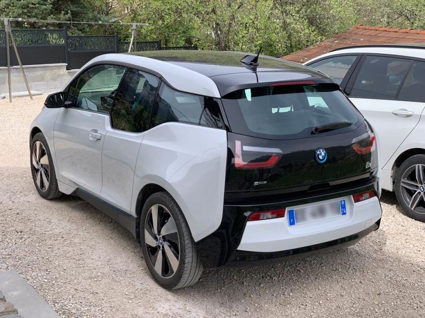 BMW i3 94Ah - Rex