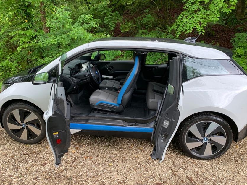 BMW i3 - 94Ah + REX