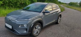 HYUNDAI KONA ELECTRIC 204CH EXECUTIVE 2019