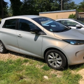 Renault Zoé Intens Charge Rapide 2015