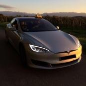 Tesla S 75 propulsion