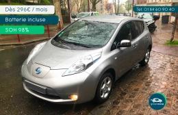 Nissan LEAF Acenta de 2016 - en achat ou location par Greenmove, le spécialiste de l'électrique.