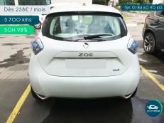ZOE Life 41 kWh de 2017 - Autonomie : 400 km NEDC - en achat ou location
