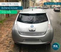 Nissan LEAF Acenta 30 kWh - en achat ou location par Greenmove, le spécialiste de l'électrique.