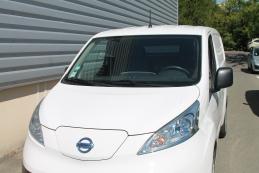 Nissan e-NV200 Flex Optima 5p + chargeur embarqué 7 kw + CHAdeMO recharge rapide en parfait état