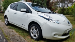 NISSAN LEAF ACENTA 24 KWh Batteries incluses